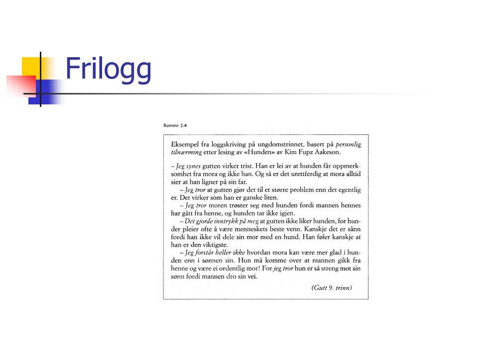 Frilogg