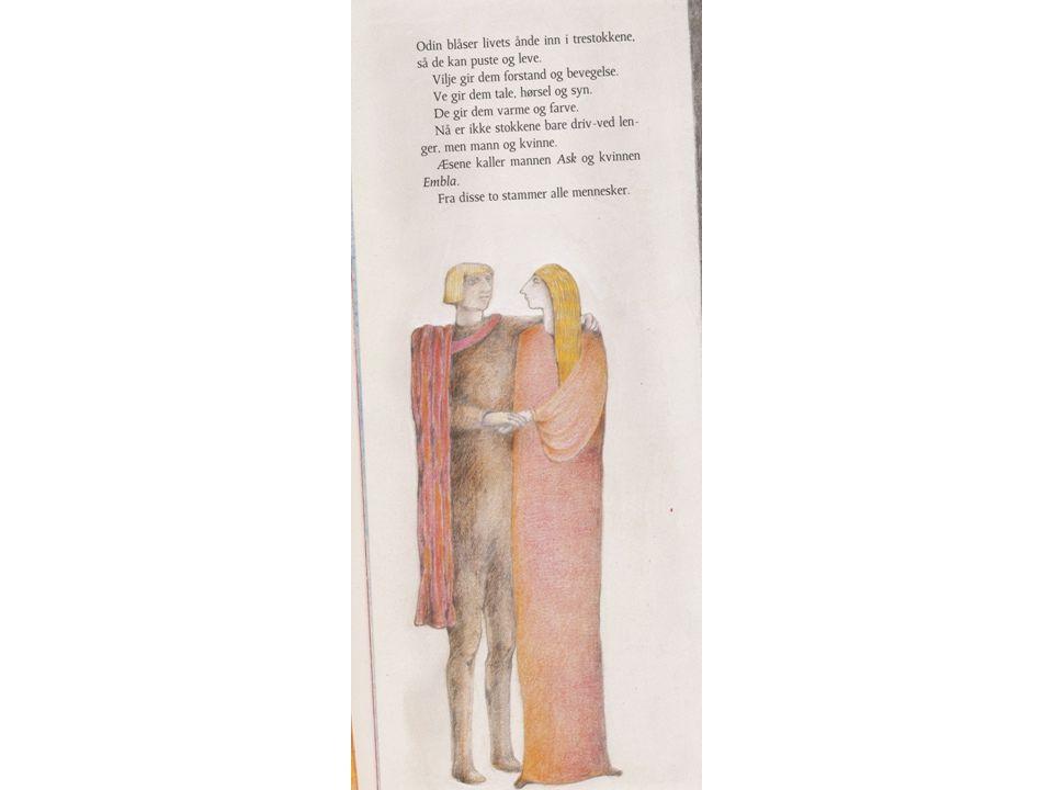 Theodor Kittelsen: Soria Moria slott (1900) Folkediktning Tradisjonelle sjangrer: Eventyr Sagn Folkevise Stev
