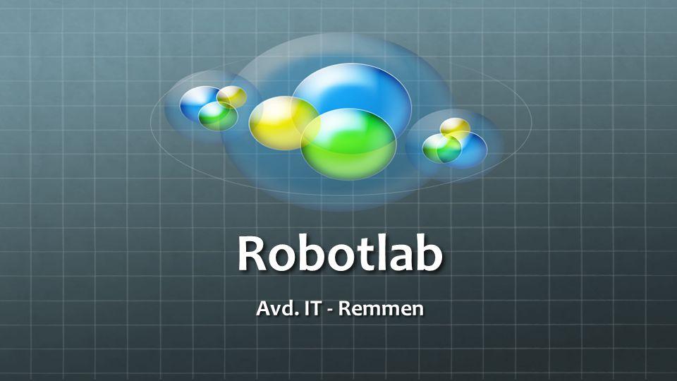 Robotlab Avd. IT - Remmen