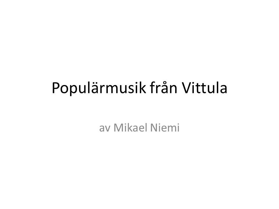 Populärmusik från Vittula av Mikael Niemi