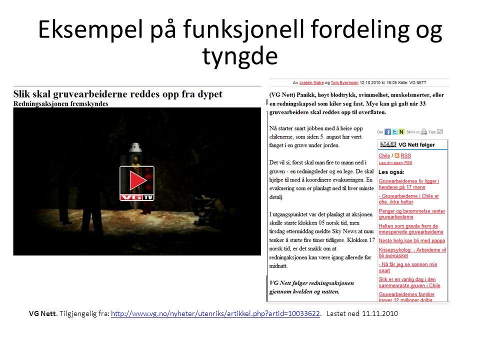 VG Nett. Tilgjengelig fra: http://www.vg.no/nyheter/utenriks/artikkel.php?artid=10033622. Lastet ned 11.11.2010http://www.vg.no/nyheter/utenriks/artik