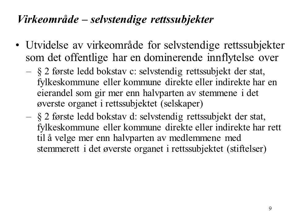 30 8.Forhåndsklassifisering Hva er forhåndsklassifisering.