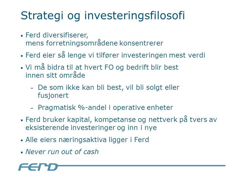 Verdijustert egenkapital vurdert til NOK 12,5 mrd.