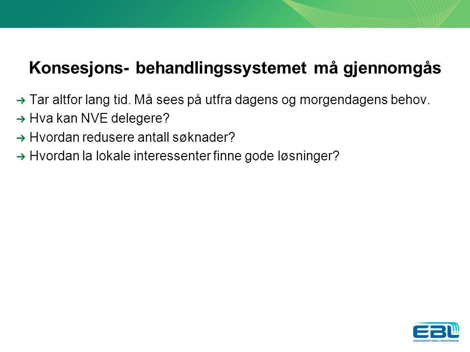 Støttesystem Viktig å få på plass norsk/svensk støttesystem.