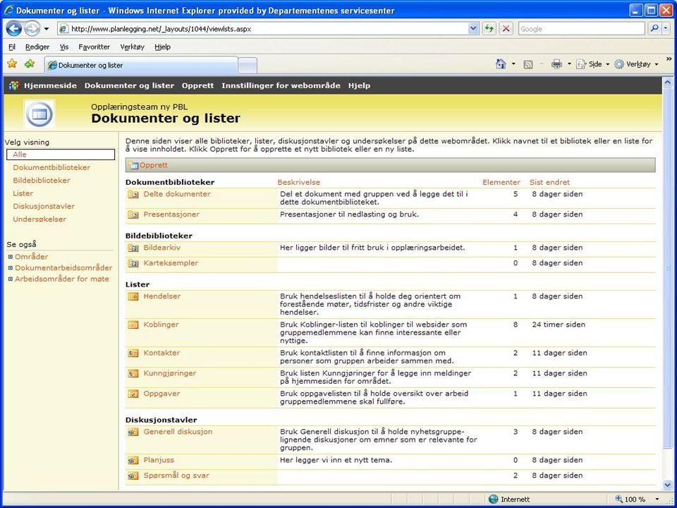 64 Miljøverndepartementet, februar 2009 Ny plandel i pbl