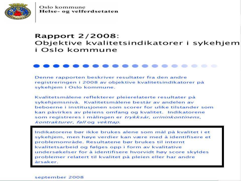 KS EffektiviseringsNettverkene Presentasjon | 2008