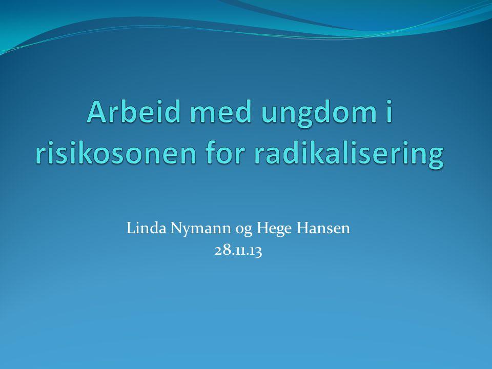 Juridisk samarbeid om tiltak Foreldre barnevernPoliti Hansen og Nymann