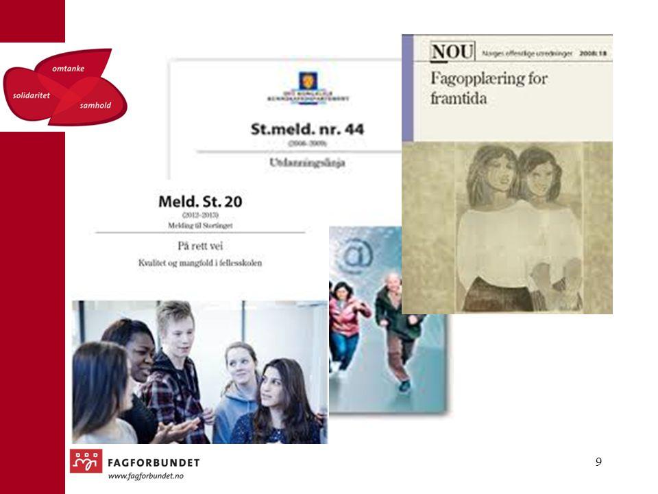 Karlsen og Utdanningslinja: På rett vei.