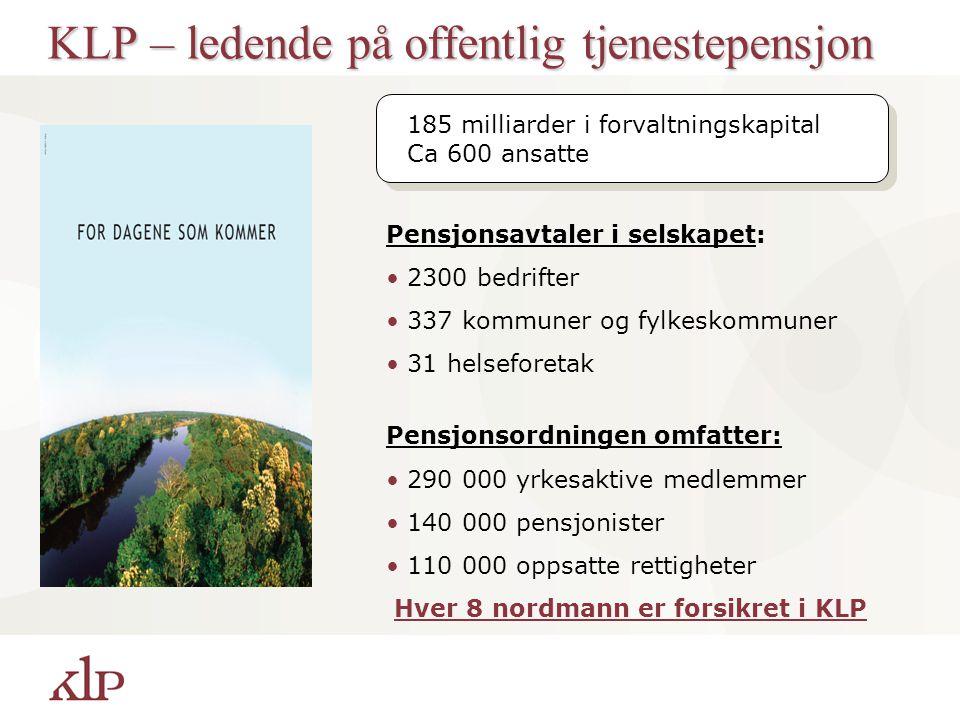 Agenda Det norske pensjonssystemet AFP/ alderspensjon Attførings-/ uførepensjon Etterlattepensjon Min Side