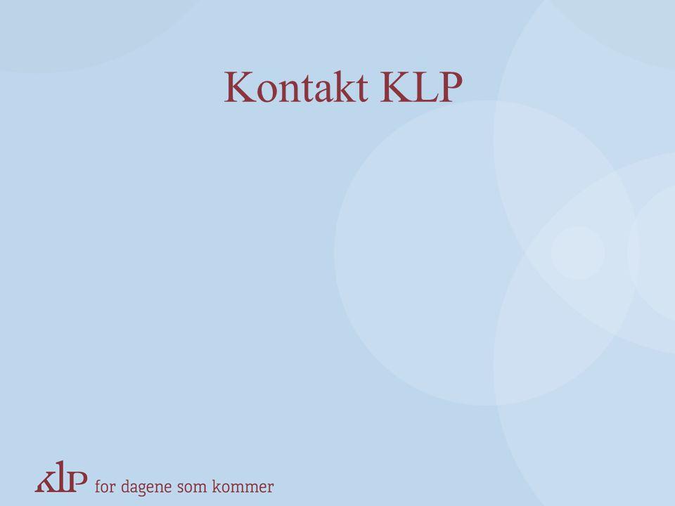 Vi har gode produkter med enkle løsninger. Ta kontakt: privatkunde@klp.no KLP tilbyr skadeforsikringer til ansatte! Hus Bil Hytte Reise m.m. (E24-28.0