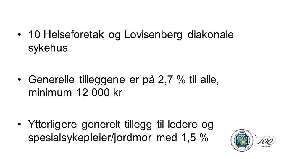 Nye minstelønnssatser Dette innebærer at minstelønnssatsene har økt med henholdsvis kr.