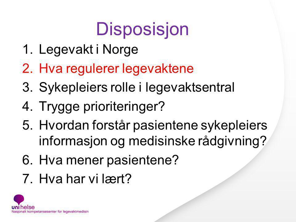 Hansen EH, Hunskaar S.