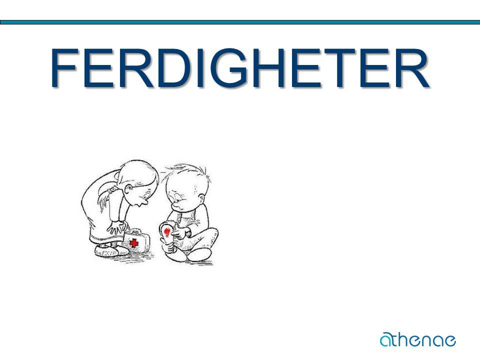 FERDIGHETER
