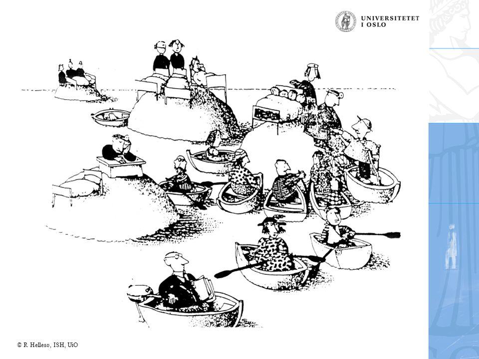 Konsekvensar av ineffektiv samhandling Kompliserer utskrivingsplanlegginga (Satsinger, 2005, Gronroos, 2005) Truar pasientsikkerheten (Cook et al 2000) Forlengar liggetid (Naylor et al 1999) Aukar reinnleggingane ( Kjekshus, 2005, Taylor et al 2005, Crotty et al 2005) Makteslause pasientar (Efraimsson, 2003)