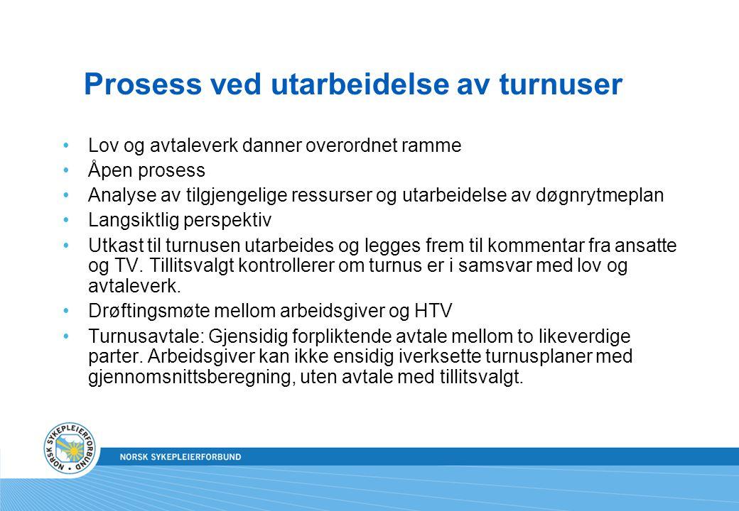 MULIGE HELSEEFFEKTER AV SKIFT-/TURNUSARBEID Økt dødelighet.