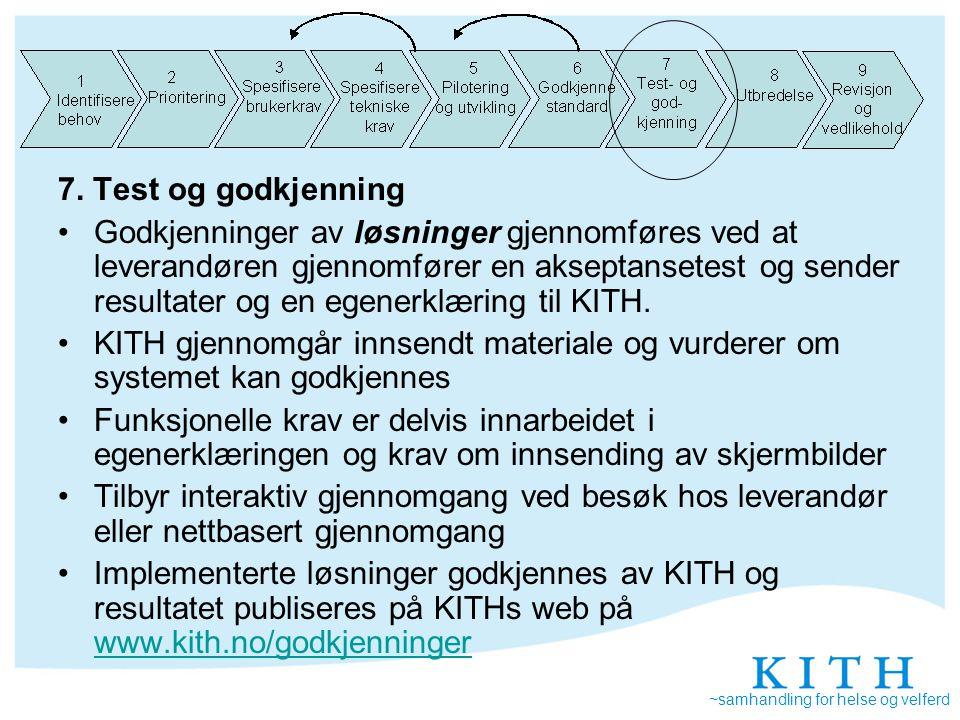 ~samhandling for helse og velferd Status godkjenninger PLO-meldinger Annebeth Askevold