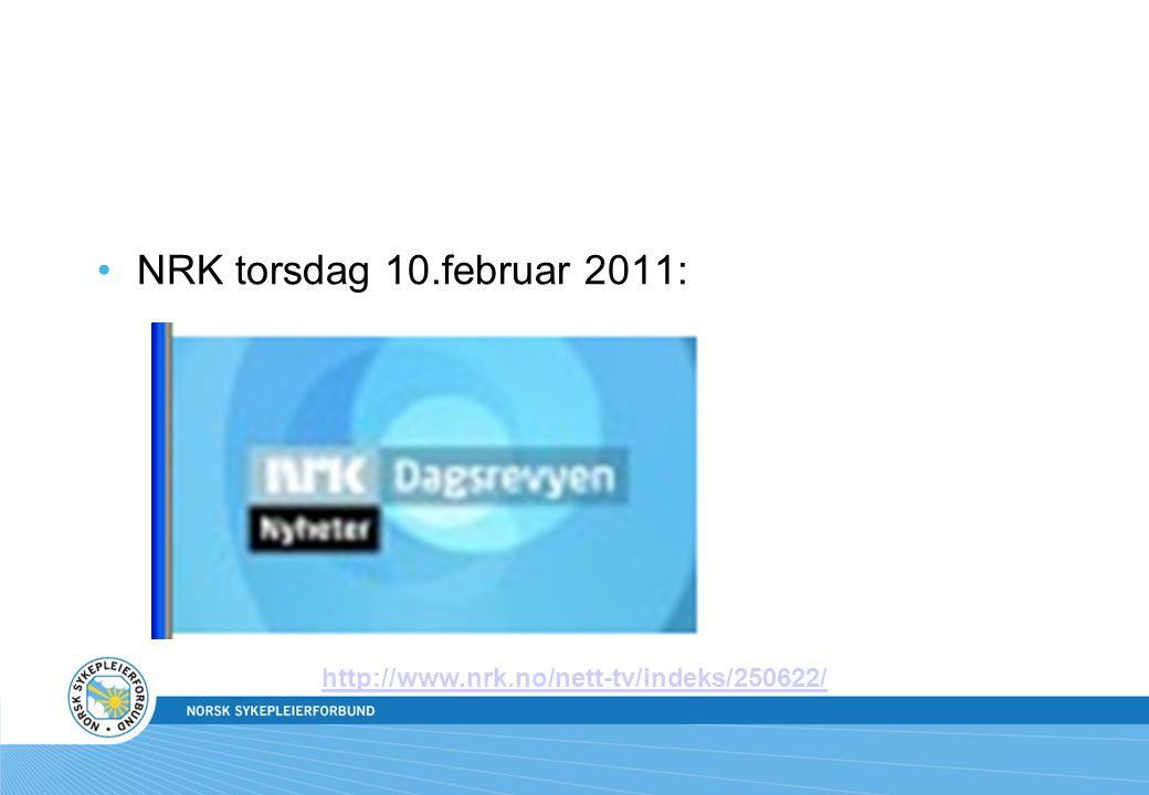 NRK torsdag 10.februar 2011: http://www.nrk.no/nett-tv/indeks/250622/