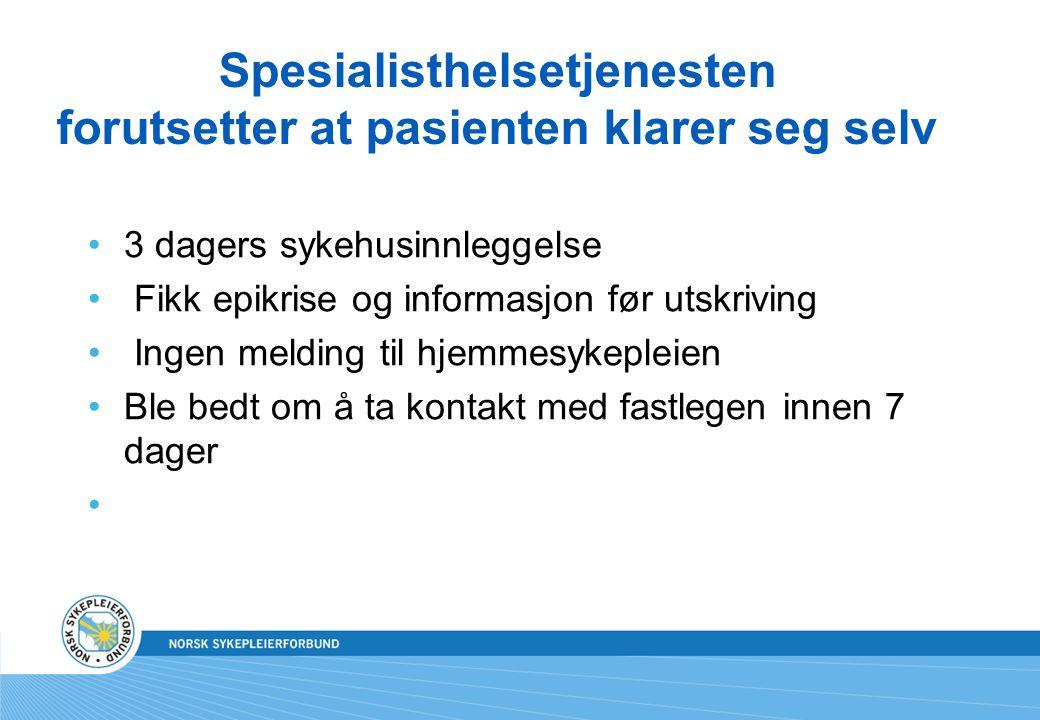 WWW.RN4CAST.EU Egenskaper ved arbeidsplassen