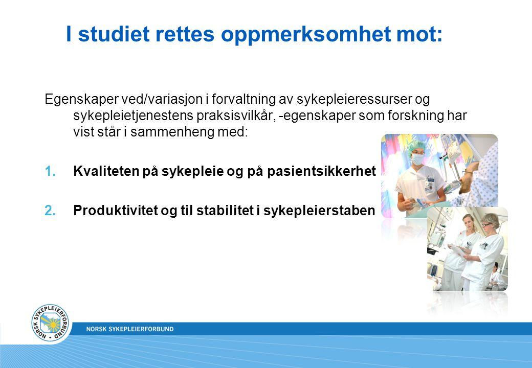 Haukelien & Vike (2009) Kompetanse og faglig infrastruktur i helse og omsorgstjenestene, rapport 252 Den norske velferdsstatens aller viktigste og vanskeligste mål: å sikre gode og lett tilgjengelige helse- og omsorgstjenester til alle som har behov for dem, helst i brukernes eget lokalmiljø.