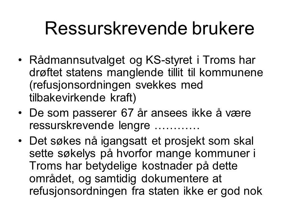 Spesialundervisning i skolene Vi bruker mere på spesialundervisning i Nord-Norge enn resten av landet Troms bruker betydelig mer enn resten av Nord-Norge Hvorfor .