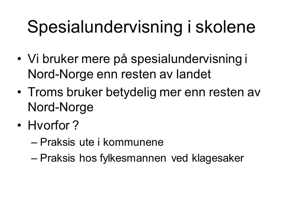 Robek 54 kommuner i landet –22 kommuner i Nord-Norge 8 kommuner i Troms (Sørreisa og Karlsøy nye medlemmer i 2010) 11 kommuner i Nordland 3 kommuner i Finnmark Samtlige kommuner i Nord-Troms som ikke har kraftinntekter er registrert i Robek