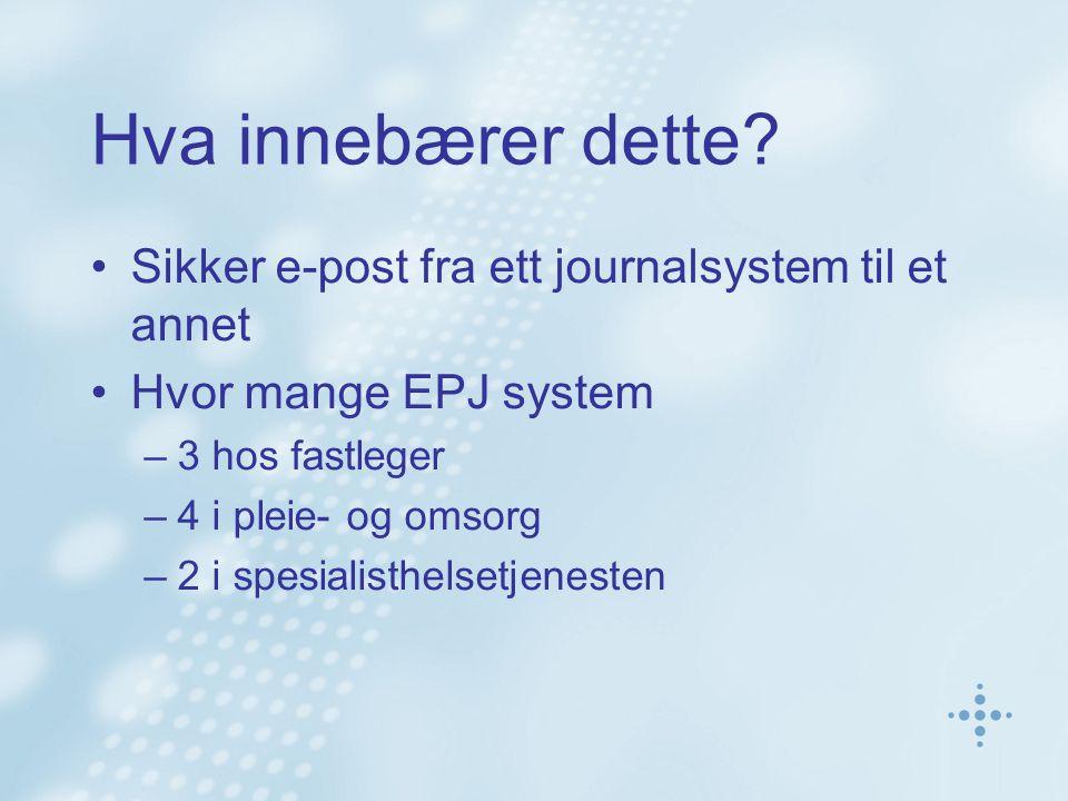 Kompetanseorganisasjon Nasjonalt senter for samhandling og telemedisin Helse Nord IKT UNN HF 17 samarbeidskommuner – lokale prosjektledere