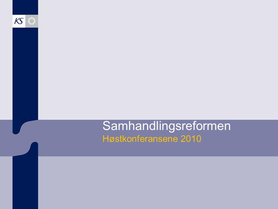 Statsbudsjettet 2011 - Utvikling av kommunedata Styringsinformasjon fra spesialisthelsetjenesten –Tilgjengeliggjøring –Kvalitetssikring Styrking på 5 mill kroner til Helsedirektoratet til utvikling DEL I.