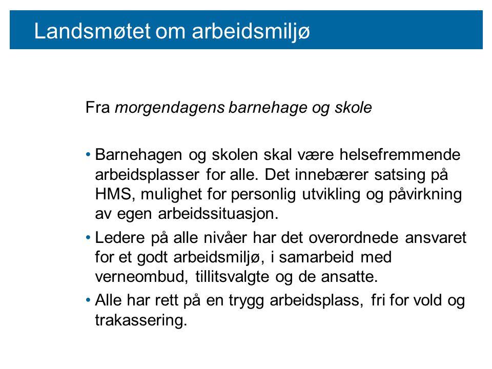 IA- avtalen 2010 - 2013 IA-avtalens overordnede mål er: Å forebygge og redusere sykefravær, styrke jobbnærværet og bedre arbeidsmiljøet, samt hindre utstøting og frafall fra arbeidslivet Delmålene: Reduksjon i sykefraværet med 20 % i forhold til nivået i andre kvartal 2001 (ikke overstige 5,6 % (nasj.