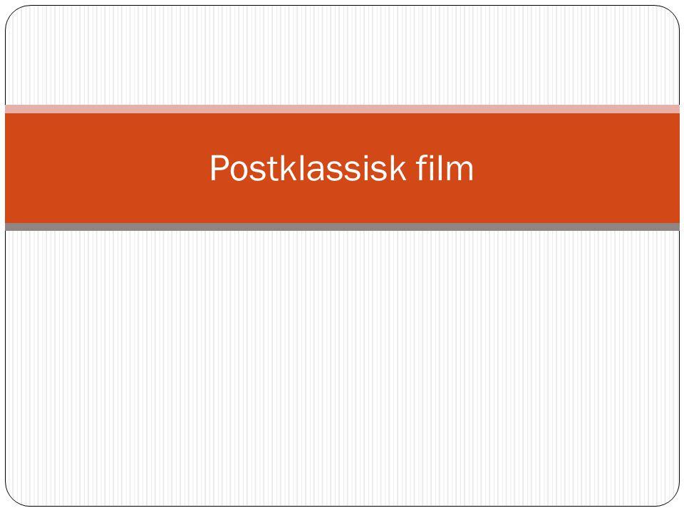 Postklassisk film