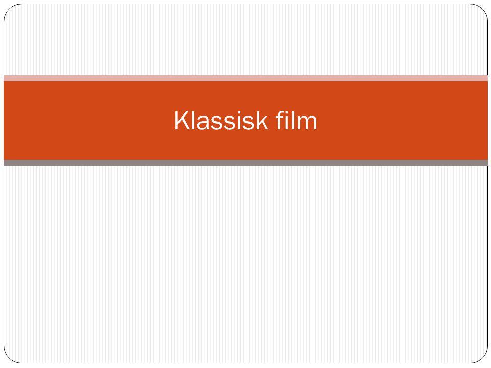 Klassisk film