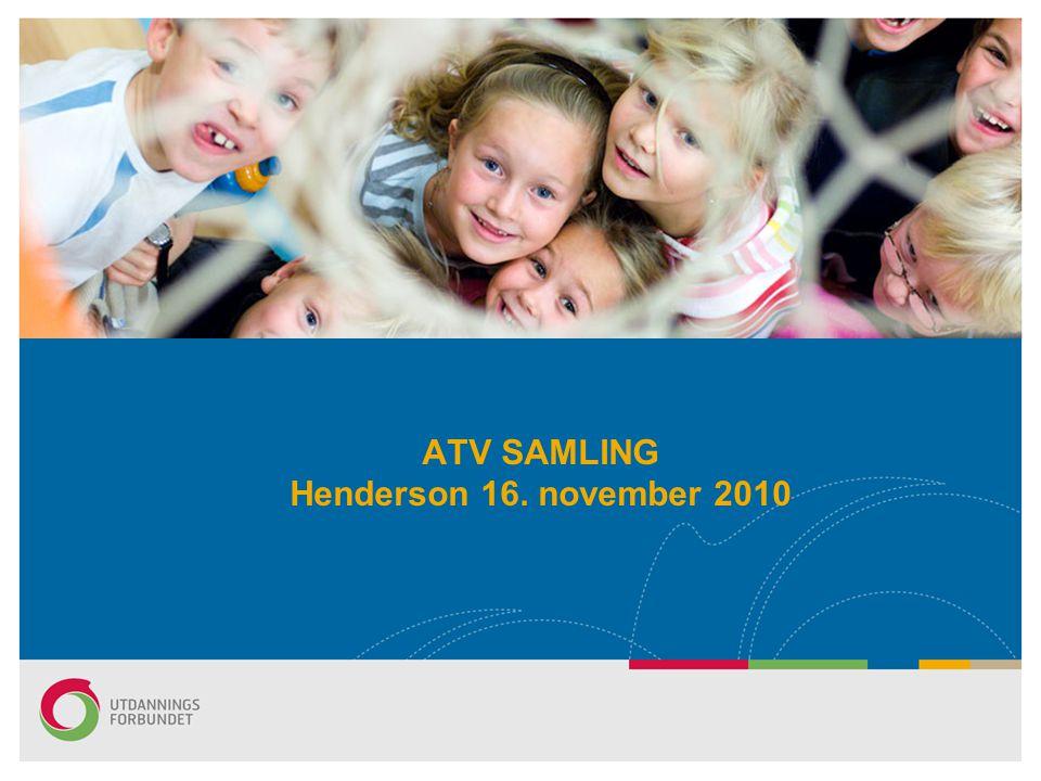 ATV SAMLING Henderson 16. november 2010