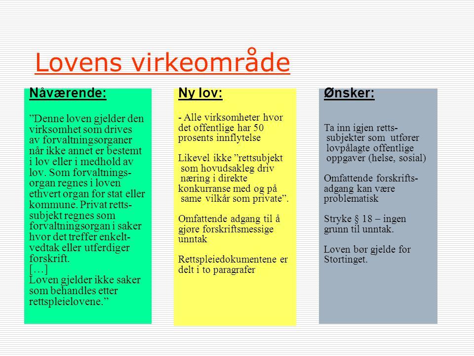 """Arne Jensen Norsk Redaktørforening Er det slik det er?  """"Offentlighetsloven er i praksis en lov om rett til innsyn i forvaltningens saksdokumenter, s"""