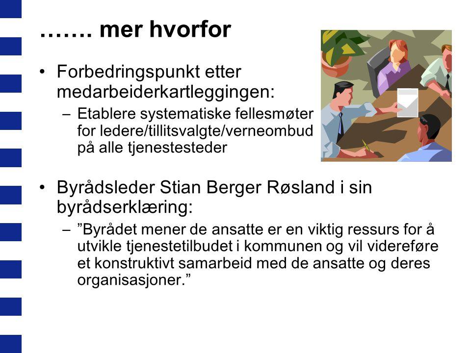 …lederteams mål f.sets.:  Forankre utviklings- og omstillingsprosesser i Oslo kommunes verdigrunnlag – BRER B: brukerorientering R: respekt E: engasj