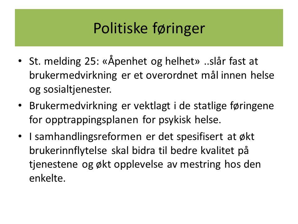 www.piosenteret.no Grunnholdning PO «Klienten er ekspert på eget liv» - inneha et «ikke-vite perspektiv» Intensjon -Undersøke/utforske hva er klientens ønsker.