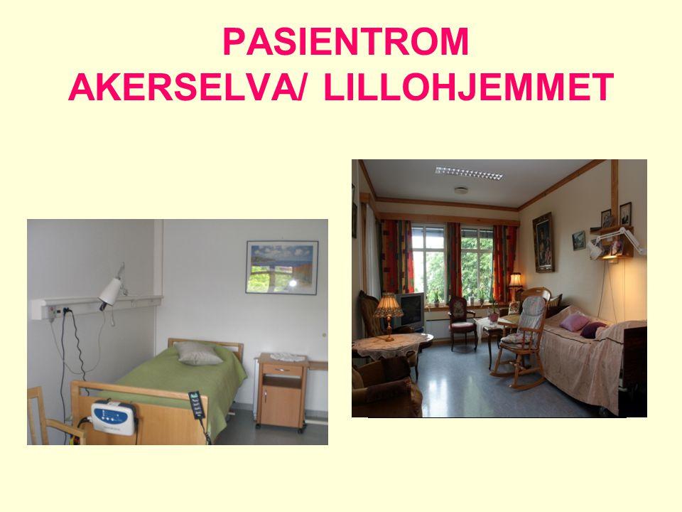 PASIENTROM AKERSELVA/ LILLOHJEMMET Bilde