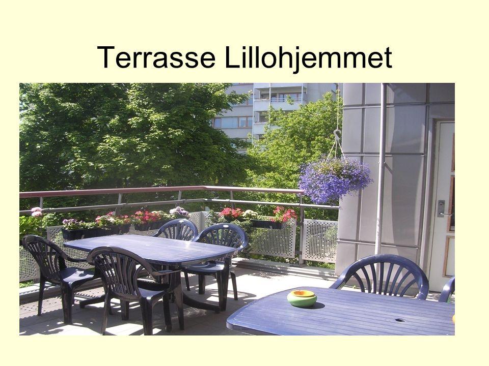 Terrasse Lillohjemmet