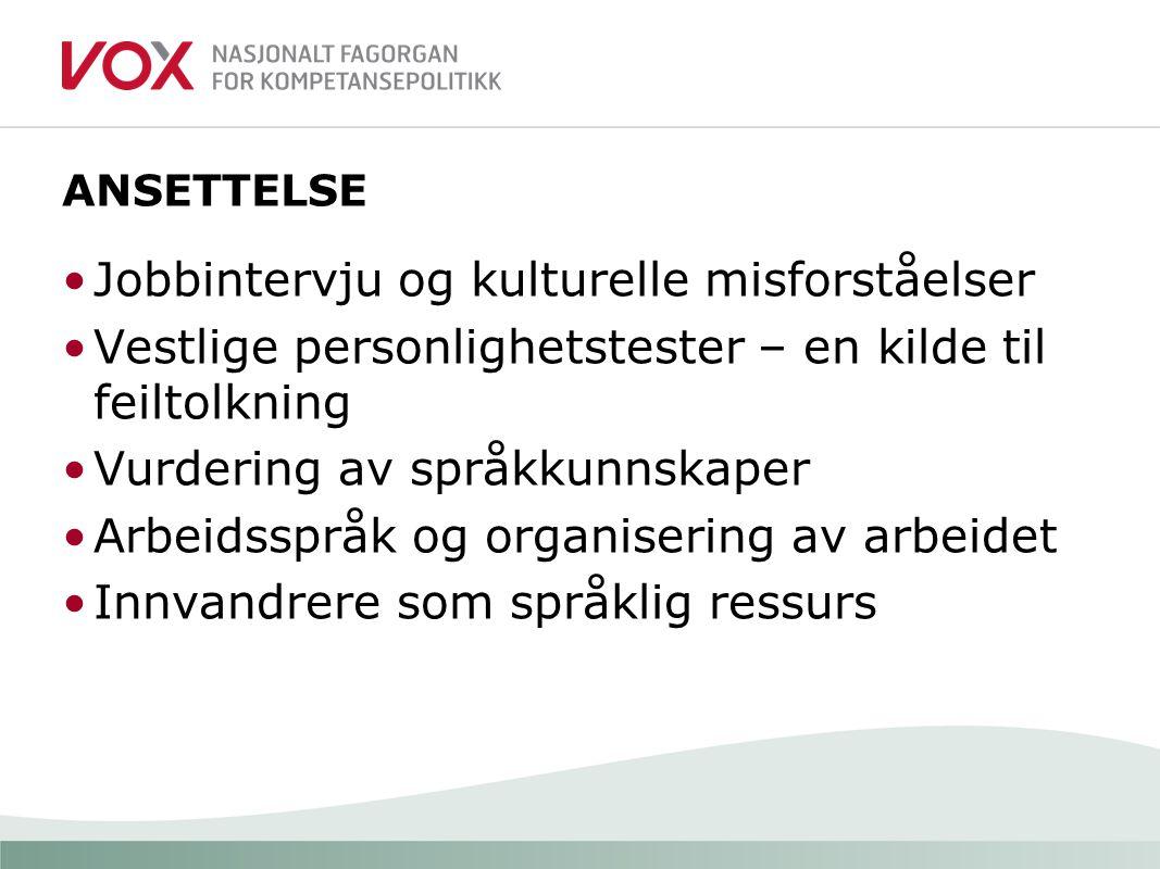 OPPLÆRING PÅ ARBEIDSPLASSEN Faglig opplæring Norskopplæring Tolking og oversettelse Visualisering http://byggarbeidsmiljo.no/