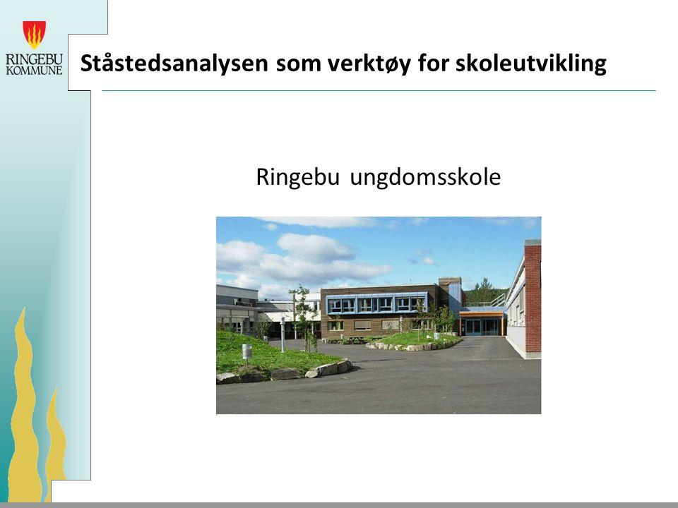 Ståstedsanalysen som verktøy for skoleutvikling Ringebu ungdomsskole