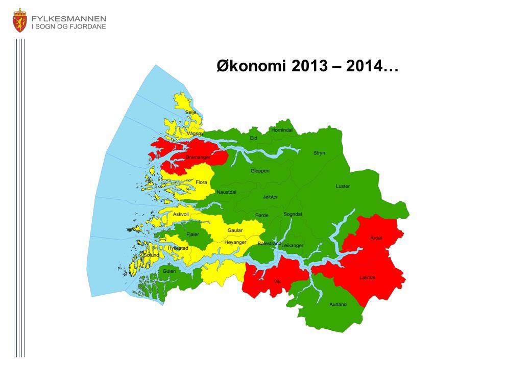 Økonomi 2013 – 2014…