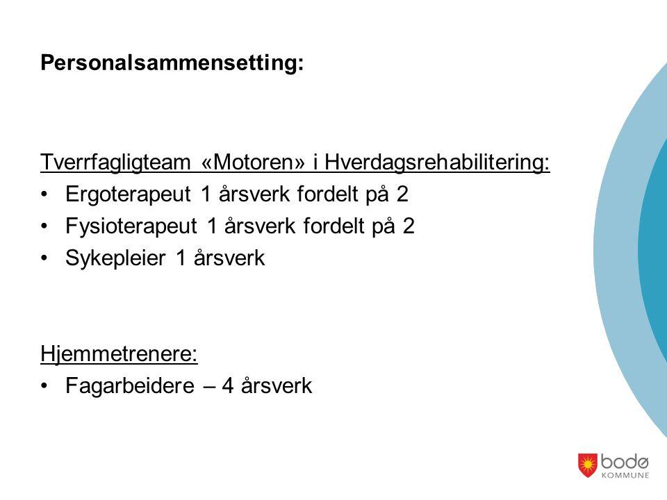 Mere informasjon: www.bodo.kommune.no Helse og omsorgsavdelingen/Hverdagsrehabilitering Ase.bente.mikkelborg@bodo.kommune.no Takk for meg