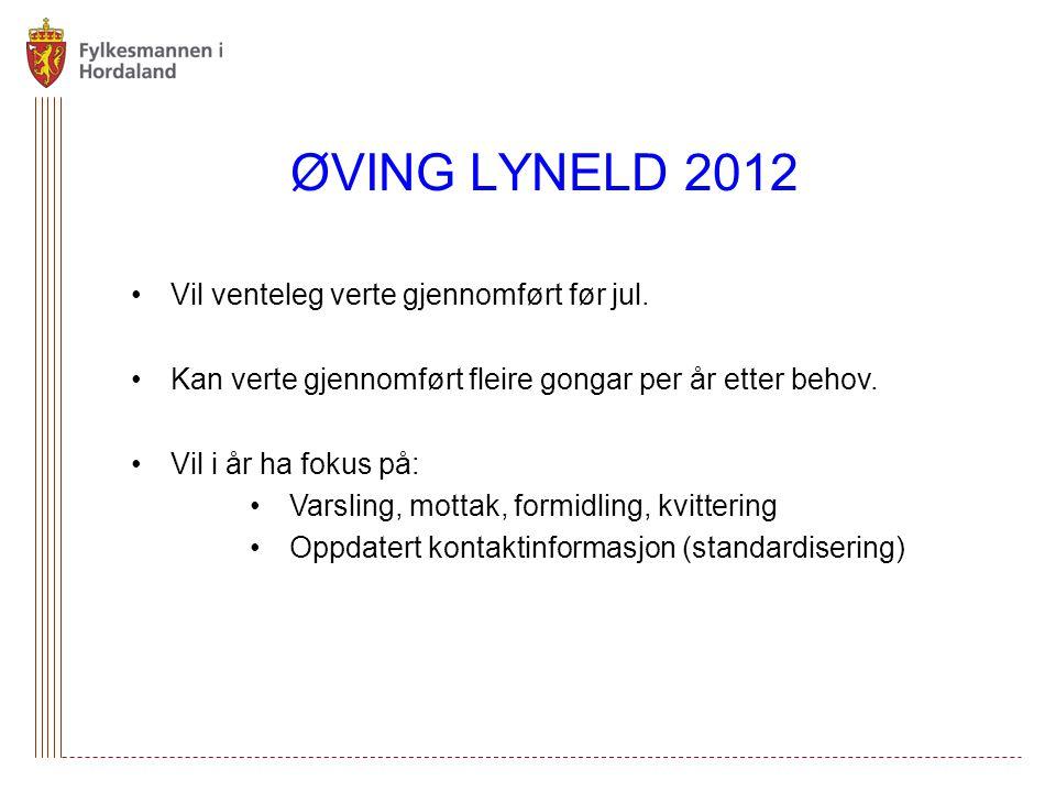 ANDRE TEMA Interkommunalt samarbeid ROS (Region Vest) Plansaksbehandling (kvalitetssikring) Øving Hordaland 2013.