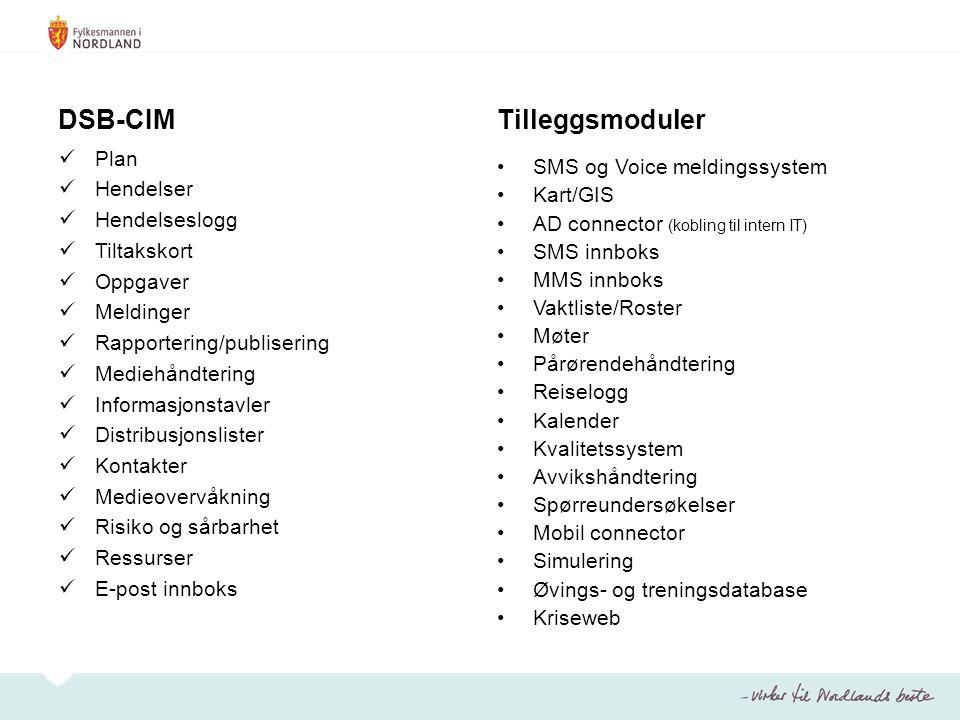 Informasjonstavler –Erstatt manuelle tavler på møte- og beredskapsrom –Automatisk oppdatering basert på logg etc.