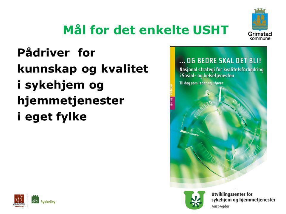 1.Fag – og tjenesteutvikling 2.