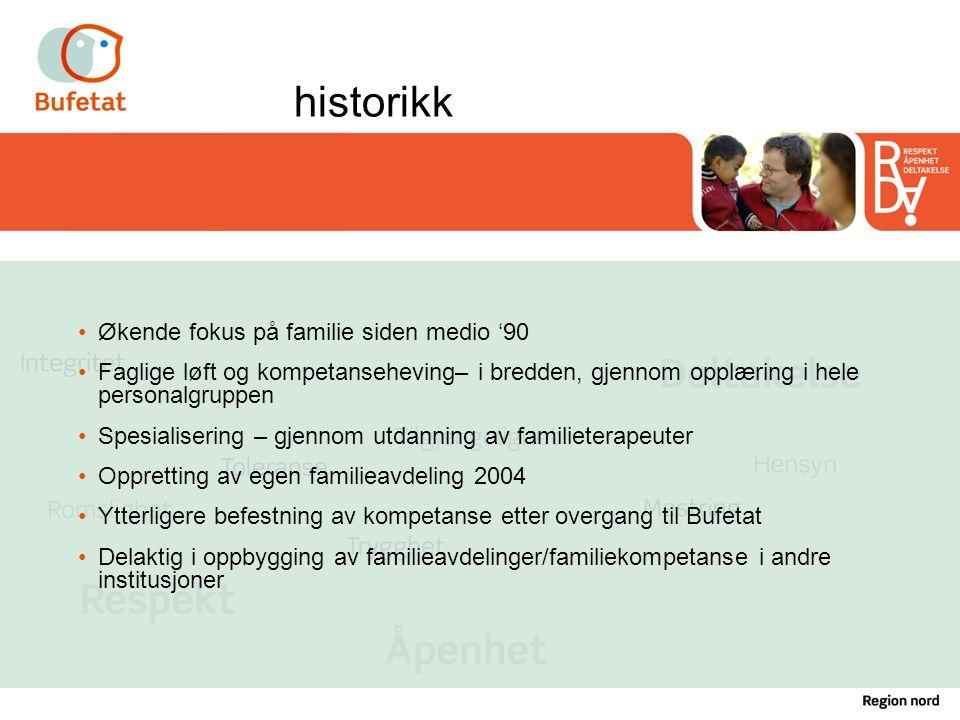 suksessfaktorer Individuelle fokus Høre på familien Systemisk forståelse Ikke behandle symptomet Være del av et fagmiljø Bevisst på familiens kultur Noe annet enn MST og PMTO