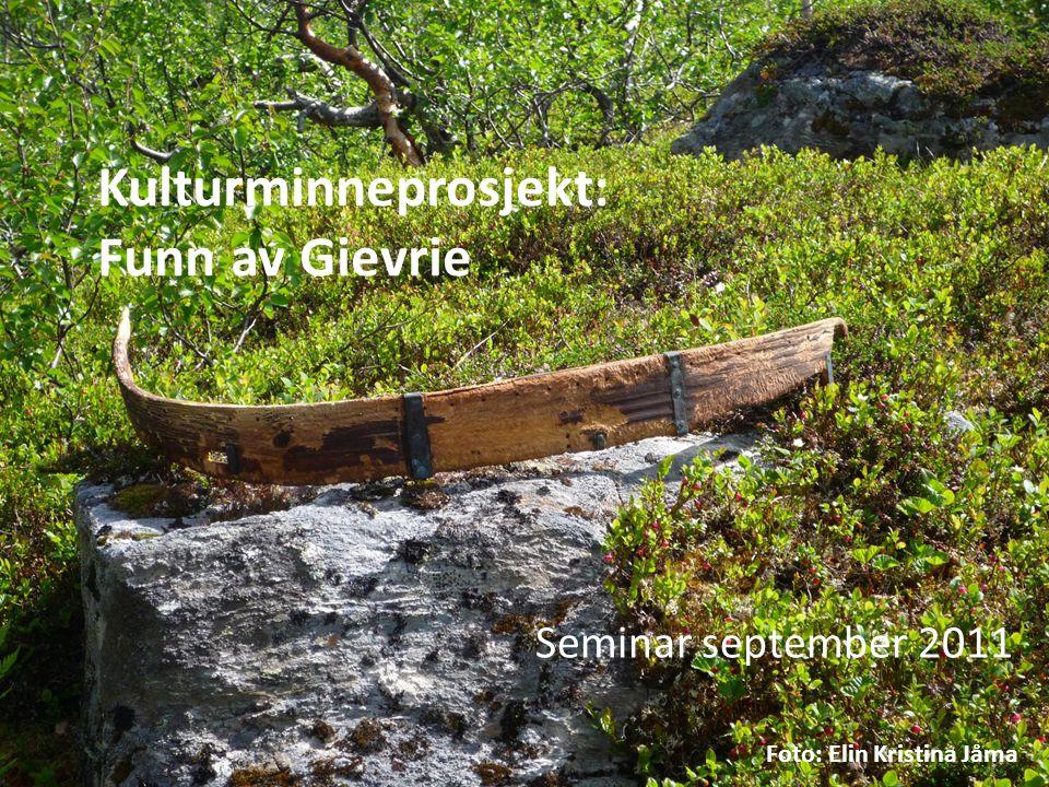 Viktige grep i prosessen 1.Politisk forankring 2.Oppgaven plassert i organisasjonen 3.Samisk språk og kulturprosjekt 4.Utredning 5.Folkemøte og offentlig høring 6.Tett dialog med Sametinget