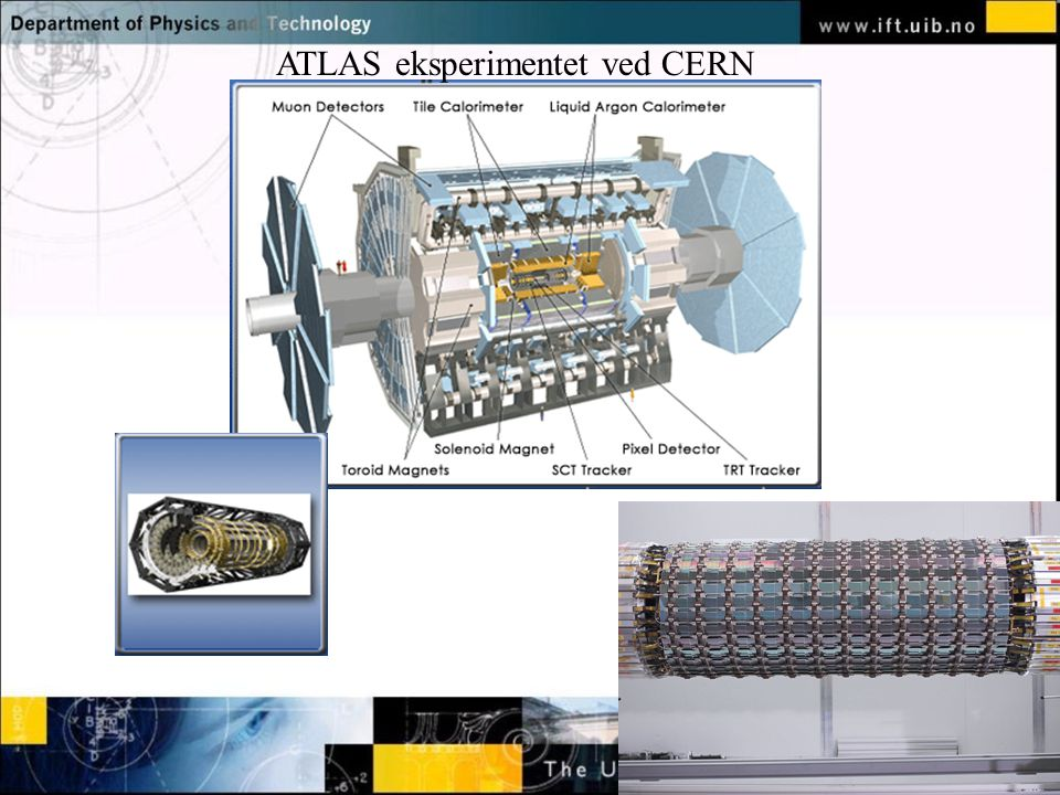 Normal text - click to edit ATLAS eksperimentet ved CERN