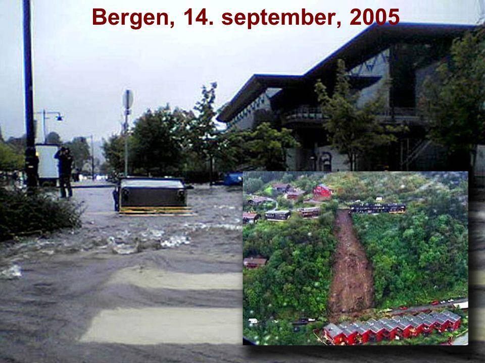 Bergen, 14. september, 2005
