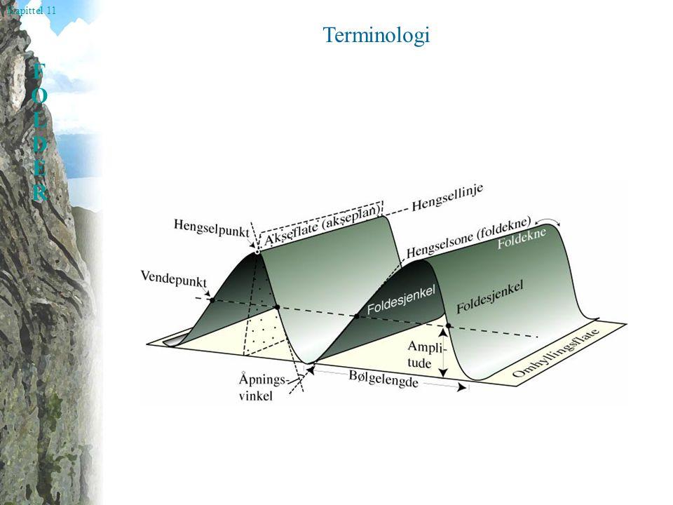 Kapittel 11 FOLDERFOLDER Terminologi