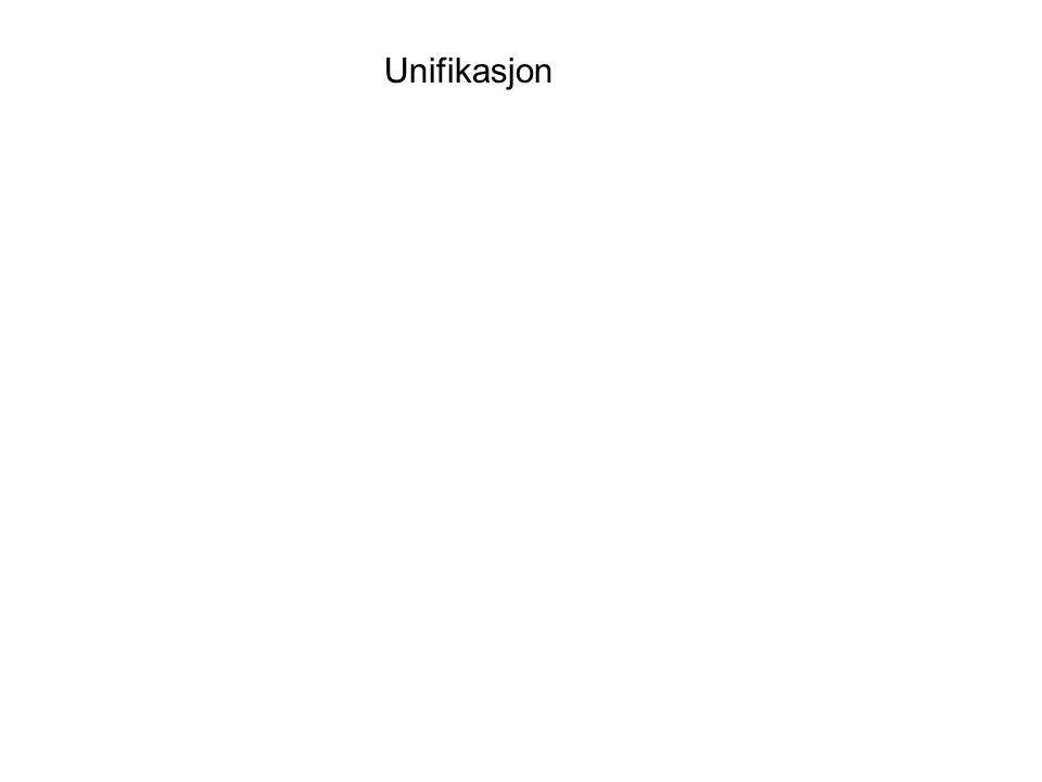 Unifikasjon