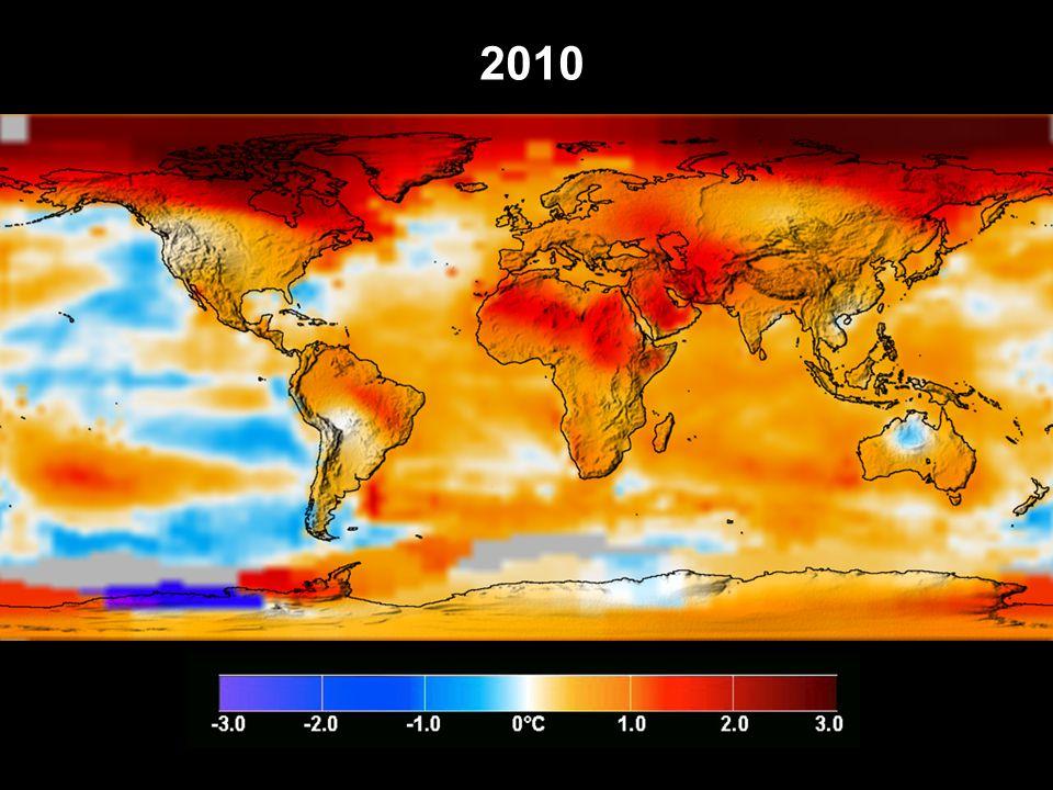 Helge Drange Geofysisk institutt Universitetet i Bergen Antall somre i 2080-2100 som forventes varmere enn varmeste sommer observert i perioden 1900-2006 (SRES A1B) Prosent (%) Battisti og Naylor (2009) 30 °S 45 °N